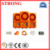 Wireless Non-Video Intercom Assembly for Construction Hoist Security