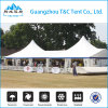 1000 People Aluminum Frame Mixed High Peak Wedding Party Tent with Cooling System and Curtain