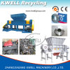 Woven Bag Shredding Machine/Plastic Double Shaft Shredder