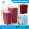 New Style Plastic Recycle Garbage Trash Bin/ Plastic Office Dustbin