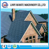 Building Material Stone Coated Metal Shingle Roof Tile