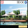 Botanical Garden Tensile Membrane Roof Tensile Fabric Roof with Waterproof