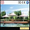 Botanical Garden Tensile Membrane Roof Tensile Fabric Roof with Waterproof