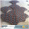 Natural Paving Stone Granite Cobble Stones for Garden Lanscaping