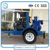6 Inch Diesel Engine Self-Priming Centrifugal Sewage Pump