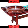 """Luxury Casino Gaming Standard Solid Wood 32"""" Roulette Wheel Dedicated for Roulette Poker Table Ym-RW01"""