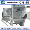 Roller Basket Type Sandblasting Machine Sandblasting Cabinet Sandblaster