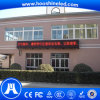 Text Display Outdoor Red Color P10 SMD Warning Sign Board