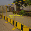 Powder Spraying Temporary Fence