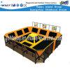Popular Soft Indoor Commercial Trampoline Park (HF-19704)