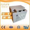 Futuresolar Lead Acid Battery 12V 38ah Solar Panel Rechargeable Battery Grey