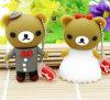 Bear USB Flash Drive PVC Animal USB Pen Drive