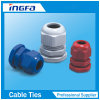 IP68 Environmental PA66 Nylon Plastic Cable Gland Pg7~Pg48