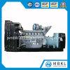 640kw/800kVA Diesel Generator Set Powered by Perkins Engine 4006-23tag2a
