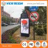 Indoor Outdoor Digital Advertising Media LED Poster Screen