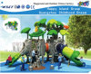 Mini Tree Hut Kids Playground Equipment for Backyard Hf-10901