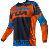 Orange Color Sprorts Wear UV Protection Motorcycle Racing Jersey (AMT56)