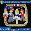Customized Metal Medal for Professional Gift