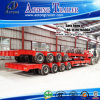 150tons 8 Axles Heavy Duty Trailer for Sale (lowboy)