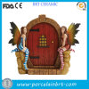 Beautiful Elf Miniature Door Fairy Garden Decor