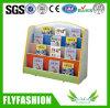 Colorful Kindergarten Furniture Wooden Bookshelf (SF-100C)