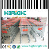 180 Liters Supermarket Shopping Trolley Cart