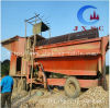 Small Mobile Trommel Grizzly Washing Machine for Gold Mining