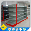 Supermarket Shelf Rack System with Double Side