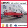 China 3 Axles 40t Cargo Box Semitrailer