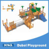 Wooden Playground Equipment (8078A)