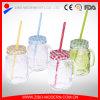16oz Cleaning Custom Straw China Wholesale Mason Jar Handle