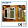 Roomeye Factory Direct Sale Popular Powder Coating White Casement Aluminium Window