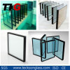 Green/Clear /Low-E Insulated Glass with High Quality