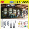 1-200t Techinical Support Crude Soybean Oil Refinery Machine
