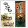Metal Plant Stand, Garden Metal Planter, Garden Patio Furniture (AD-GDS-9870)