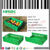 Plastic Vegetable Fruit Foldable Crate for Farm