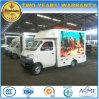 4X2 Mini LED Advertising Vehicle 2 Tons Mobile LED Display Car