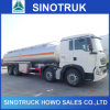 HOWO 8*4 Transport 30m3 Oil Tanker Truck