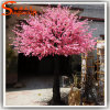 Wholesale Artificial Indoor Silk Pink Cherry Flowers Blossom Tree