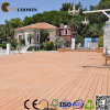 Anti-Warping Wood Composite Outdoor Hollow WPC Deckings with Euro-Standard (TS-01)