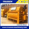 Js1500 Sicoma Twin Shaft Mixer Concrete Mixer