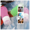 Clear Silicon Leakproof Squeeze Cosmetic Bottle with 100% Food Grade Material (04)