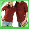 100% Cotton Advertising Blank Polo Shirt for Couple (XY30257)