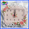 Fashion Square Shape Resin Clock, Wall Clock (RWC4611)