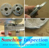 Mechanical Parts Inspection Service / During Production Inspection / Pre-Shipment Inspection / Inspection Certificate