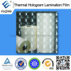 3D BOPP Thermal Laminating Film for Anti-Fake Label