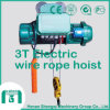Factory Price 3 Ton Wire Rope Electric Hoist