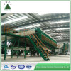 Industrial Waste Management for Solid Waste Treatment and Post Processing