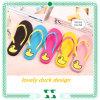 Colorful Wholesale PE Flip Flops