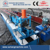 Galvanized Steel Roller Shutter Door Track Roll Forming Machine